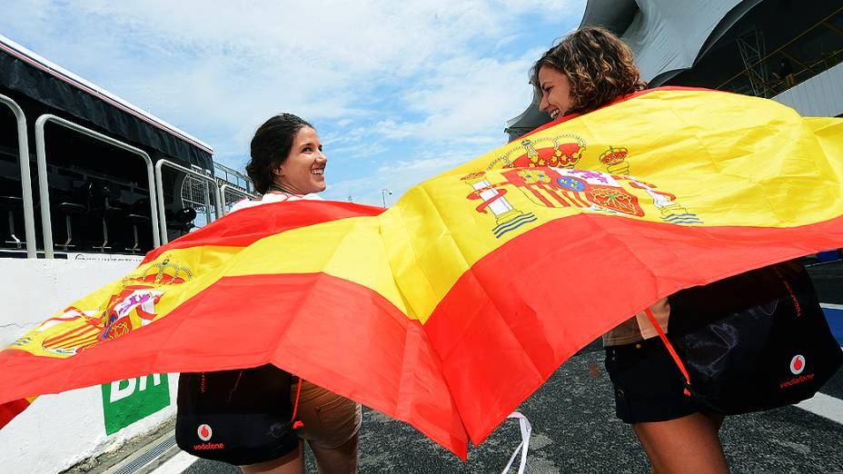 GP Brasil 2012 movimentou o fim de semana em Interlagos (SP)