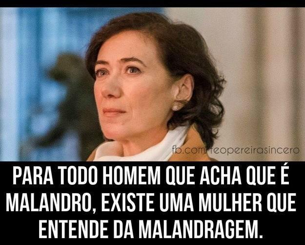 Meme de Maria Marta, de Império, da Globo