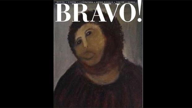 A revista Bravo! também entrou na onda do meme