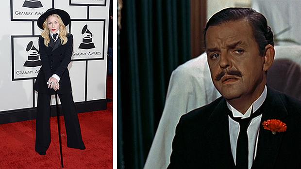 Madonna é comparada ao banqueiro Mr. Banks, de Mary Poppins