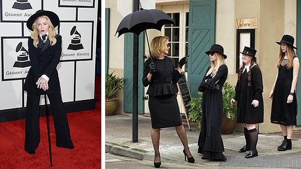 Madonna entre na fila para ser parte do elenco de American Horror Story