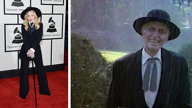 A cantora Madonna e o reverendo Henry Kane, de Poltergeist