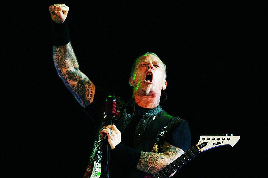 Apresentação do Metallica no Rock in Rio 2013