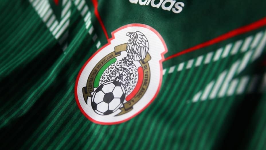 Nova camisa do México para a Copa do Mundo 2014