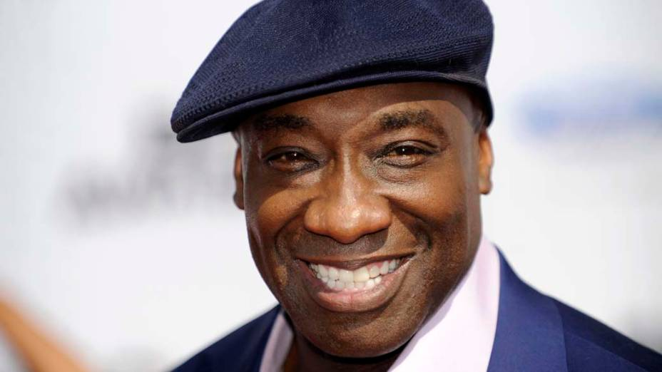 Michael Clarke Duncan no BET Awards, em Los Angeles
