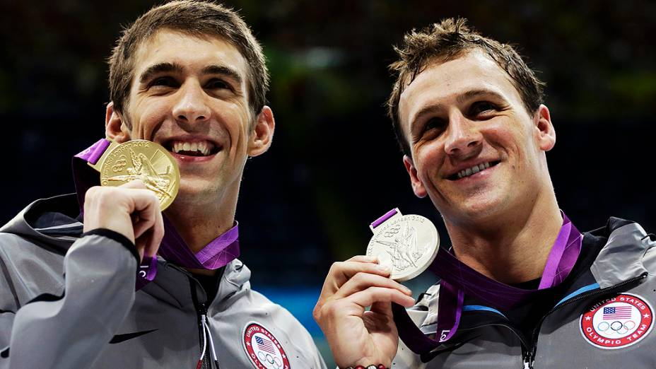 Michael Phelps conquistou a medalha de ouro nos 200m medley, ampliando para 20 o total de pódios olímpicos