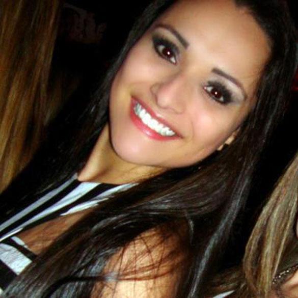 Mirella Rosa da Cruz: estudava pedagogia na UFSM