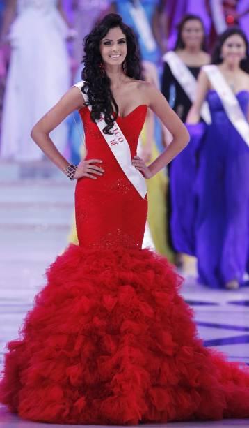 A mexicana Mariana Reynoso era uma das favoritas à premiação