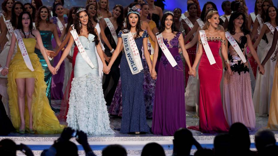 Concurso Miss Mundo chegou a 62º edição com participantes de 116 países