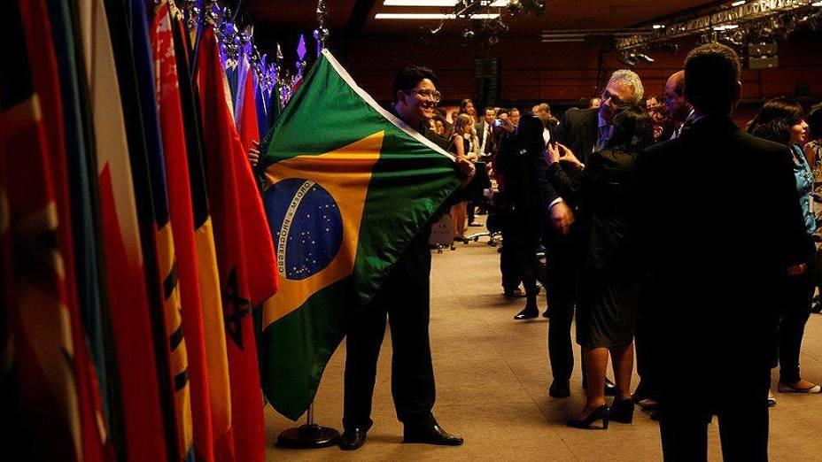 Os momentos finais da Rio+20