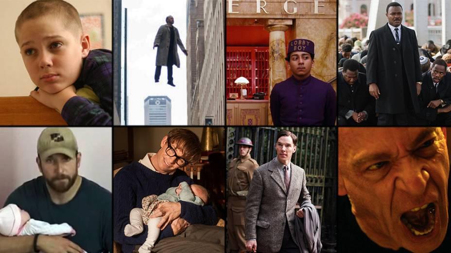 Filmes indicados ao Oscar 2015
