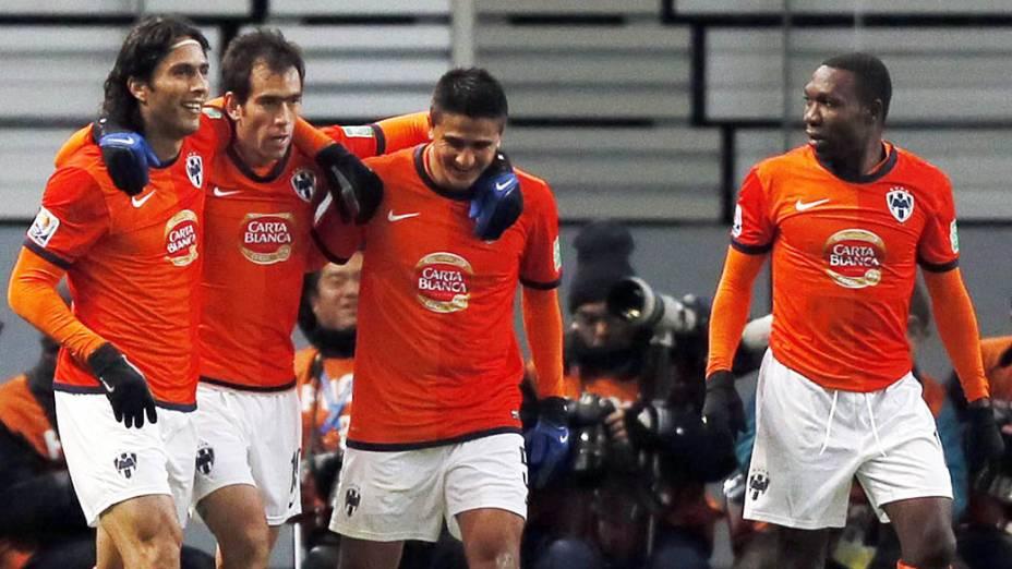 Monterrey vence o Ulsan Hyundai, na Copa Mundial de Clubes 2012