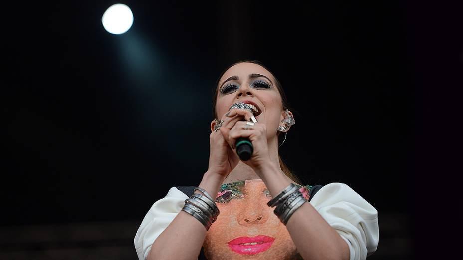 Show de Moraes Moreira, Pepeu Gomes e Roberta Sá, no Rock in Rio 2013
