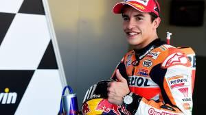 O espanhol Marc Márquez segue com uma temporada praticamente impecável na MotoGP