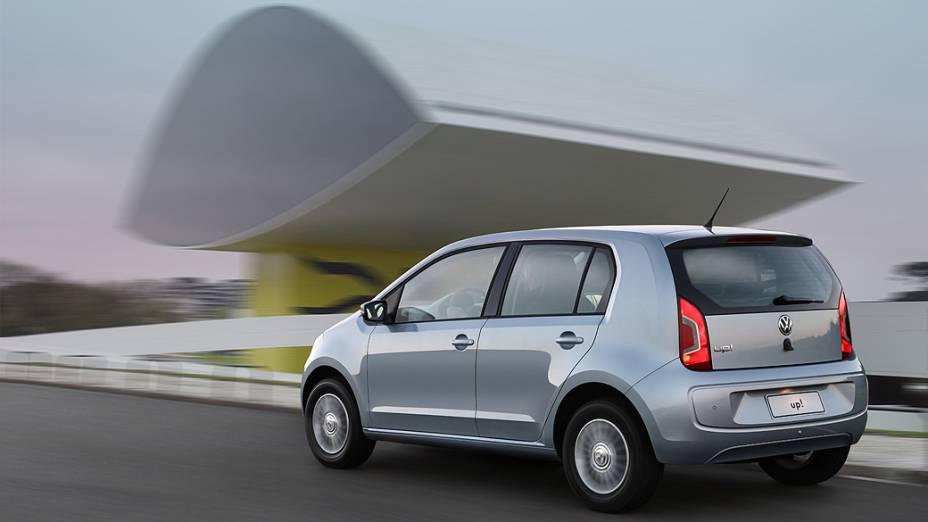 Move up ! marca início de uma nova era para a Volkswagen no Brasil