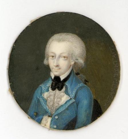 Imagem de Mozart aos 16 anos