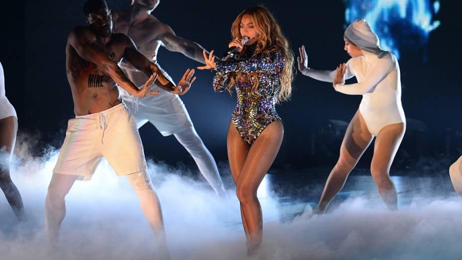 Apresentação de Beyoncé no VMA 2014