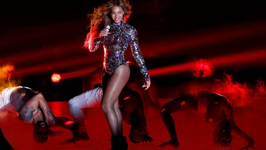 Apresentação de Beyoncé durante o VMA 2014