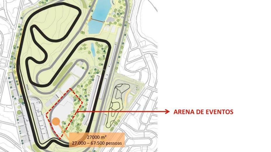 Mudanças no autódromo de Interlagos