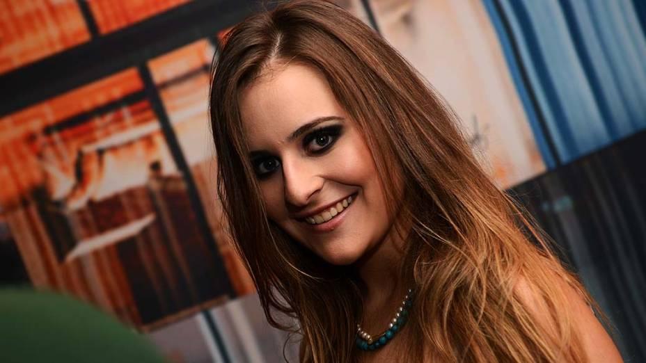 Aeileen Kunkel, a mais jovem participante da segunda edição de Mulheres Ricas da Bandeirantes