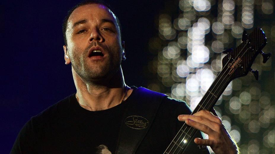 Apresentação do Muse no segundo dia do Rock in Rio