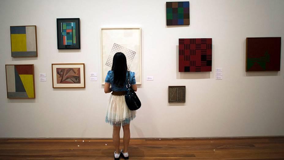 Exposição no Museu de Arte do Rio (MAR)