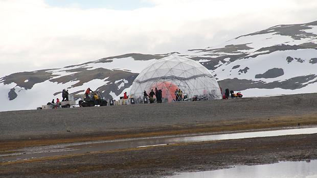 Metallica toca abaixo de zero em show na Antártida | VEJA