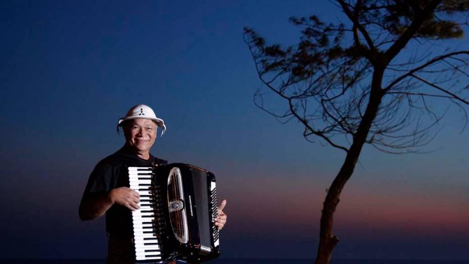 Instrumentista, cantor e compositor brasileiro José Domingos de Morais, conhecido como Dominguinhos