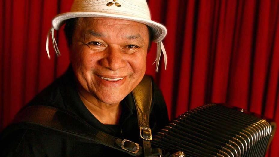 Instrumentista, cantor e compositor brasileiro José Domingos de Morais conhecido como Dominguinhos