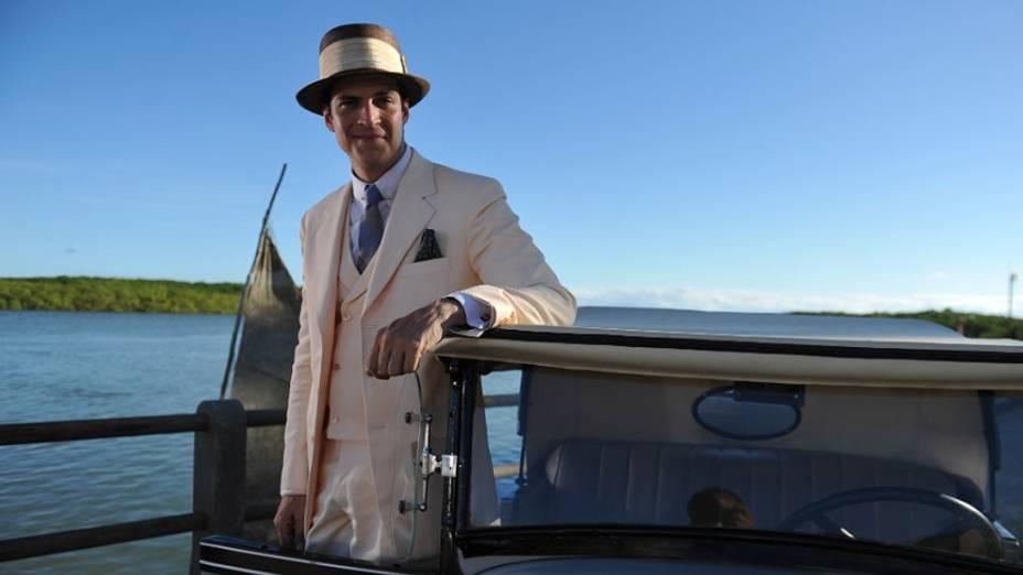Na nova versão de Gabriela, o exportador de cacau Mundinho Falcão será vivido pelo ator Mateus Solano