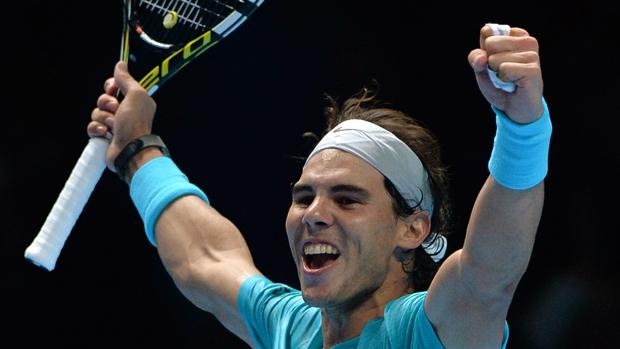 Espanhol Rafael Nadal, líder do ranking, confirmou presença no Rio de Janeiro no ATP 500