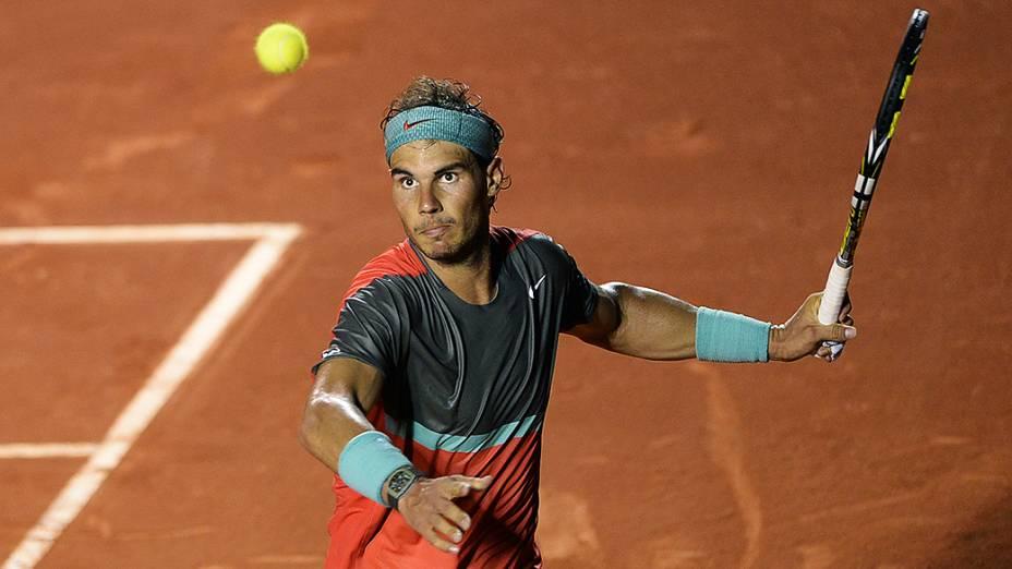 Rafael Nadal vence semifinal do Rio Open 2014