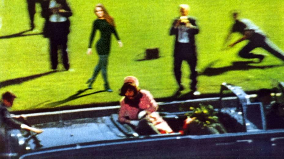 Assassinato de John F. Kennedy, Dallas (1963)