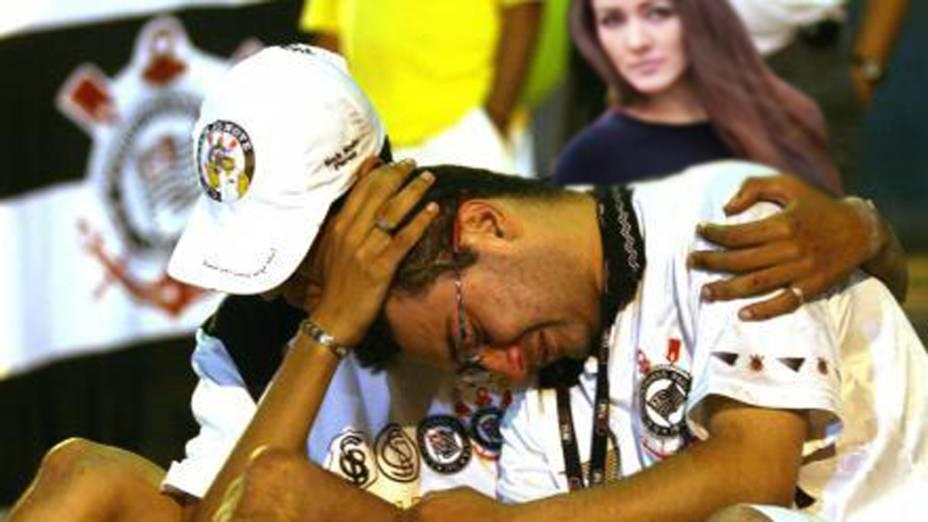 Rebaixamento do Corinthians, Porto Alegre (2007)