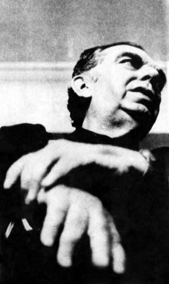 Nelson Rodrigues, em 1975