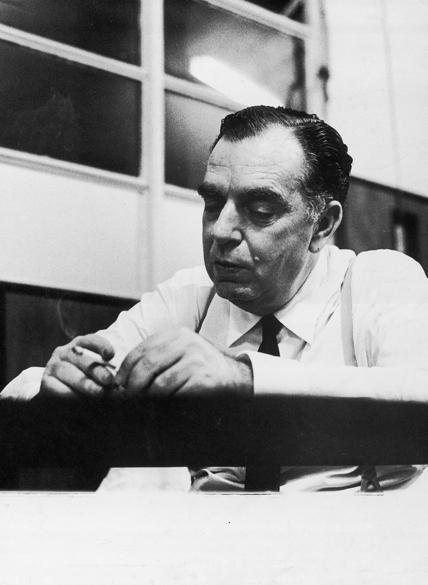 Nelson Rodrigues, em 1968