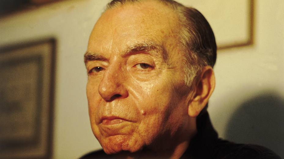 O escritor Nelson Rodrigues