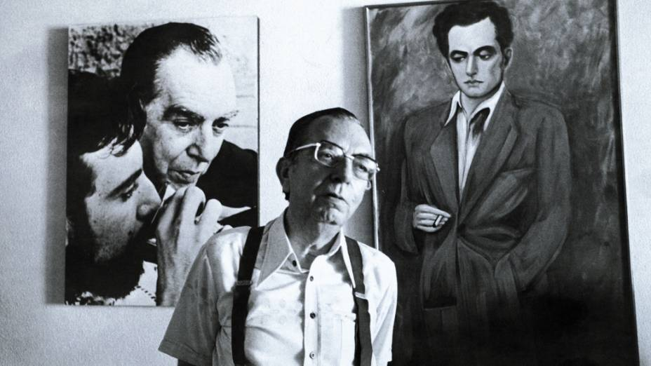 Nelson Rodrigues, em 1979