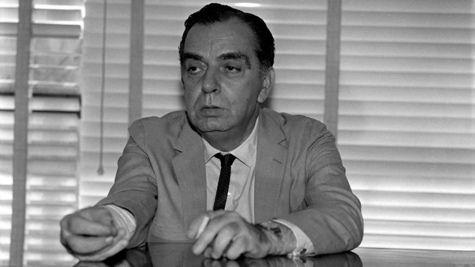 Nelson Rodrigues em 1967