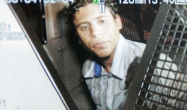 Traficante Nem da Rocinha é preso ao tentar fugir no porta-malas de um carro na madrugada desta quinta-feira