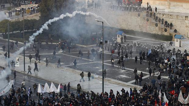 Neste domingo, gregos voltam a protestar contra novo plano de austeridade