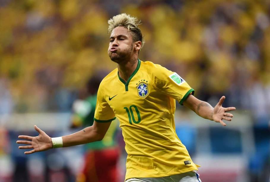 ESSE É CRAQUE - Neymar carrega o time nas costas