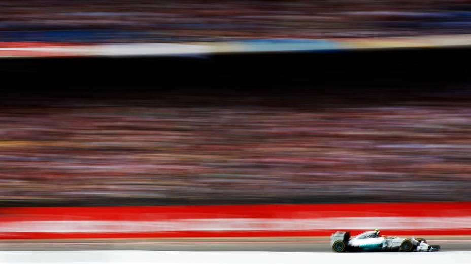 Nico Rosberg vence o Grande Prêmio da Alemanha de Fórmula 1