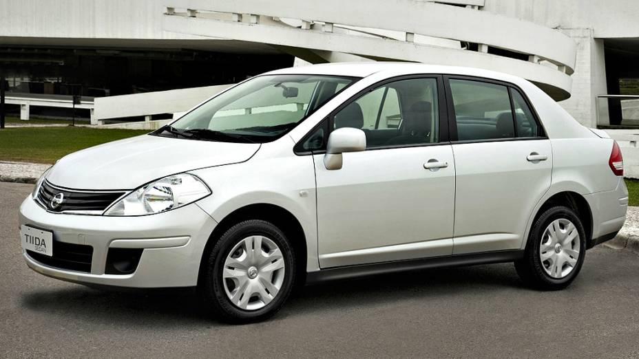 Nissan Tiida Sedan: fim de carreira em julho