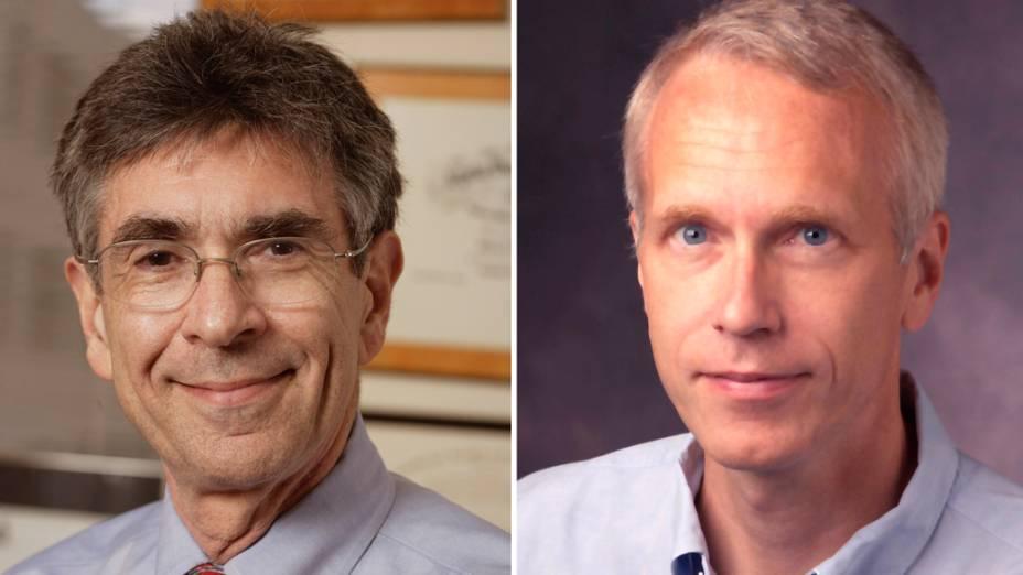 Ganhadores do Prêmio Nobel em química,Dr. Robert J. Lefkowitze Dr. Brian Kobilka