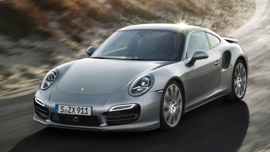 Porsche 911 Turbo: esportivo clássico por 899.000 reais