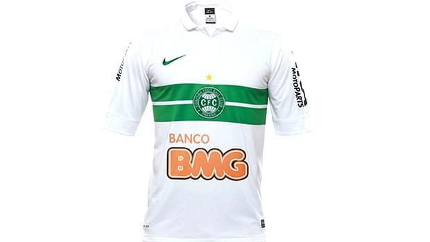Nova camisa do Coritiba