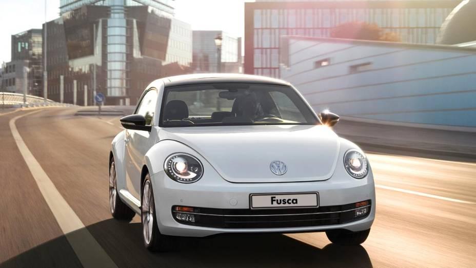 Nova geração do New Beetle vai se chamar Fusca