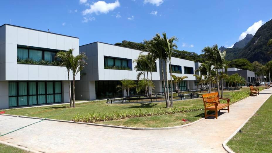 Reforma na Granja Comary, concentração da seleção brasileira: