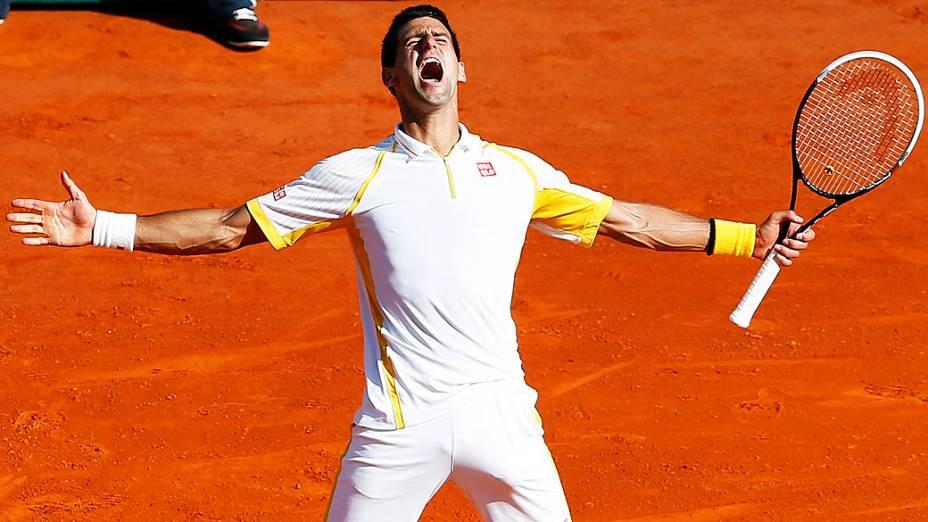 Novak Djokovic é campeão do Masters 1.000 de Monte Carlo